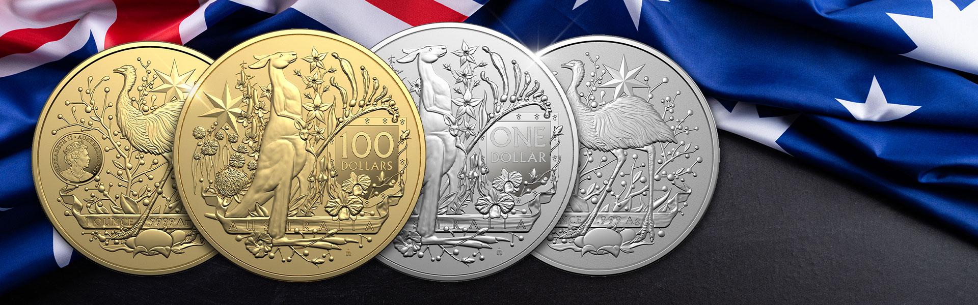 2021 貴金屬金‧銀幣